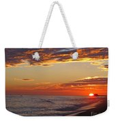 Sunset On Newport Beach Weekender Tote Bag