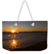 Sunset On Sunset Beach Weekender Tote Bag