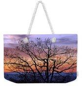 Sunset On Tanners Ridge Weekender Tote Bag