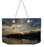 Sunset On The Amazon 1 Weekender Tote Bag