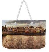 Sunset On The Boardwalk Walt Disney World Weekender Tote Bag