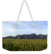 Sunset On The Golf Course Weekender Tote Bag