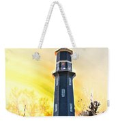 Sunset On The Windmill Weekender Tote Bag