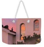 Sunset On Windows Weekender Tote Bag