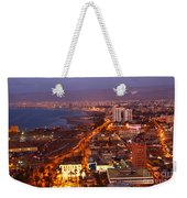 Sunset Over Arica Chile Weekender Tote Bag