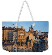 Sunset Over Edinburgh Weekender Tote Bag
