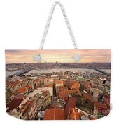 Sunset Over Istanbul Weekender Tote Bag