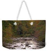 Sunset Over Little River Weekender Tote Bag