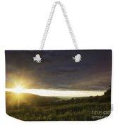 Sunset Over Skaneateles Weekender Tote Bag