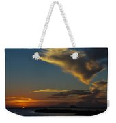 Sunset Over The Laguna Madre Weekender Tote Bag