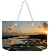 Sunset Over The Ocean IIi Weekender Tote Bag