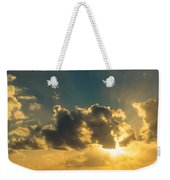 Sunset Over The Ocean Iv Weekender Tote Bag