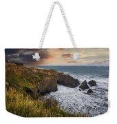 Sunset Over The Oregon Coast Weekender Tote Bag