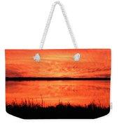 Sunset Panarama Lacassine Weekender Tote Bag