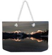 Sunset Peaks Weekender Tote Bag