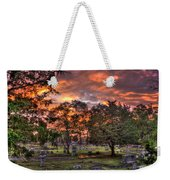 Sunset Reflections And Life Weekender Tote Bag