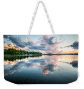 Sunset Relections Weekender Tote Bag