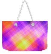 Colorful Sunset Weekender Tote Bag