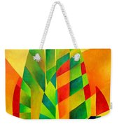 Sunset Sails And Shadows Weekender Tote Bag