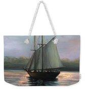 Sunset Sails Weekender Tote Bag