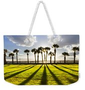 Sunset Sentinels Weekender Tote Bag