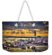 Sunset Serenade  Weekender Tote Bag
