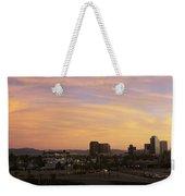 Sunset Skyline Phoenix Az Usa Weekender Tote Bag