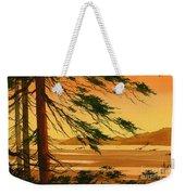Sunset Splendor Weekender Tote Bag