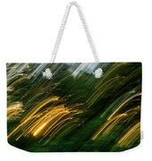 Sunset Swipe Weekender Tote Bag