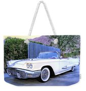 Sunset Thunderbird 2 Palm Springs Weekender Tote Bag