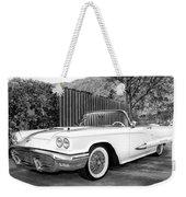 Sunset Thunderbird Bw Palm Springs Weekender Tote Bag
