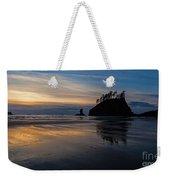 Sunset Tide Weekender Tote Bag