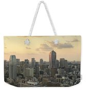 Sunset Tokyo Tower Panorama Weekender Tote Bag