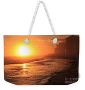 Sunset Towers Weekender Tote Bag