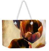 Sunset Tulips Weekender Tote Bag