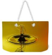 Sunset Umbrella Weekender Tote Bag