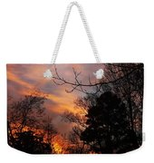 Sunset View From The Path Weekender Tote Bag
