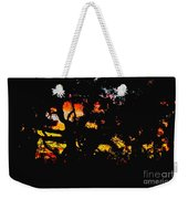 Sunset Viewed Through A Tree Weekender Tote Bag