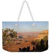 Sunset Vigil Grand Canyon Weekender Tote Bag