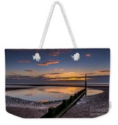 Sunset Wales Weekender Tote Bag by Adrian Evans