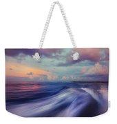 Sunset Wave. Maldives Weekender Tote Bag