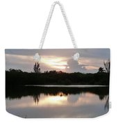 Sunset Whispers Weekender Tote Bag