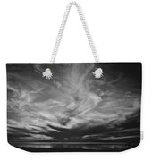 Sunset With No Color Weekender Tote Bag