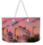 Sunsets On Houses Weekender Tote Bag