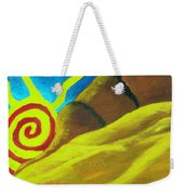 Sunsetting On Dreams Weekender Tote Bag