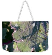 Sunshine And Dew Weekender Tote Bag