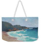 Sunshine Beach And Lions Head Noosa Heads Queensland Weekender Tote Bag