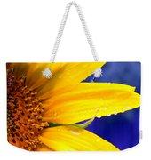 Sunshine Blue Weekender Tote Bag