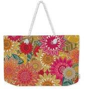 Sunshine Garden Weekender Tote Bag