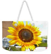 Sunshine In Country Farm Weekender Tote Bag
